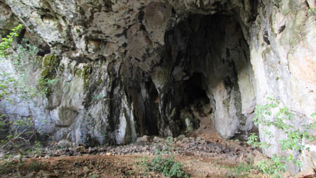 The Cave of Villanueva de Arriba Palencia